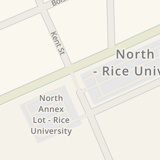 Maps and Directions - Rice University Athletics