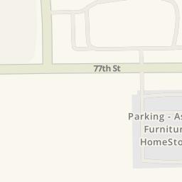 Driving Directions To Ashley Furniture HomeStore, Kenosha, United ...