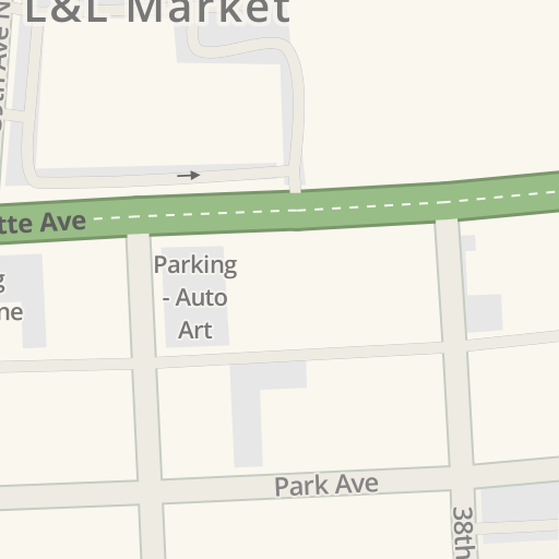 Driving Directions To State Farm Jeff Summers 3805 Charlotte Ave Nashville Waze