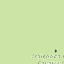 Driving directions to Craigowan Golf  Country Club Township of