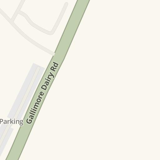 Driving Directions To N C Farm Bureau Claims Office 7017 A Airpark Rd Greensboro Waze